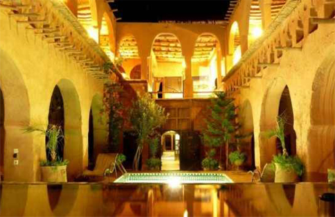 accommodations in Morocco