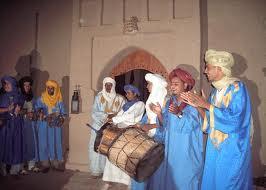 Sahara Music