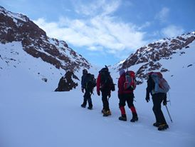 Toubkal Mountain Guide