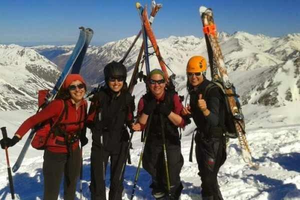 Toubkal Ski Touring