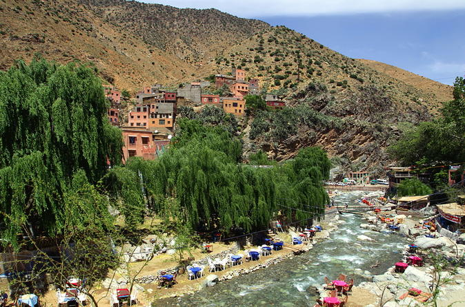 Berber trail & 3 valleys